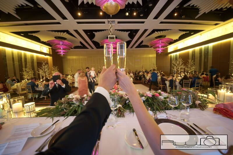 Astral Ballroom Crown Perth Location